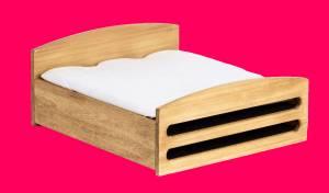 המיטה הזו לא בשבילכם, אבל יתכן שתעזור לכם