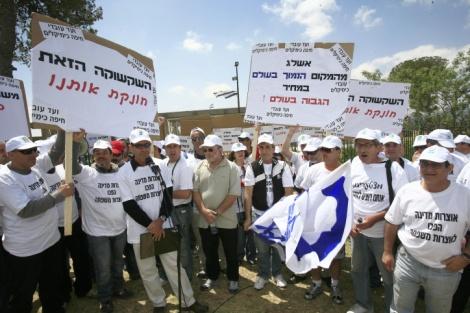 עובדי חיפה כימיקלים - 1,200 עובדי חיפה כימיקלים בחופשה כפויה