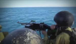 הסיור המשותף - חילות הים והיבשה נערכים לחדירת מחבלים. צפו