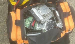 כלי הפריצה - המשטרה עצרה חוליית גנבי רכב מג'נין