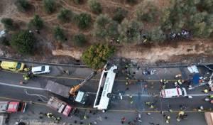 התאונה המחרידה בצפון: לנהג האוטובוס היו 51 הרשעות