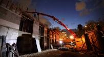 בנייה בבני ברק. אילוסטרציה - החיידר הבני ברקי הגיש מסמך כוזב לעירייה?