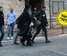 אחד המעצרים במאה שערים, הבוקר