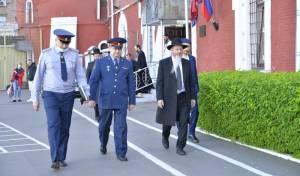 נחנך בית הכנסת המשופץ בכלא הרוסי; צפו