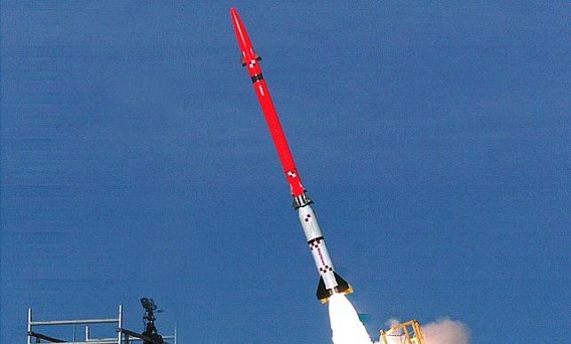 """התברר: ישראל ירתה טיל """"אנקור"""""""
