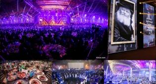"""רגעי השיא של כינוס השלוחים, בשנה שעברה - חב""""ד מציגה: נאומי TED וד""""ש מהקריביים"""