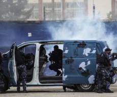 כך התאמנו השוטרים החדשים של חמאס