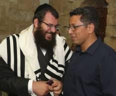 גלבך וראש העיר המכהן