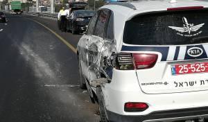 נס: העסקן הרפואי ניצל מתאונה מחרידה