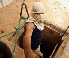 מנהרת טרור בעזה - מספר המחבלים שנהרגו במנהרה זינק ל-14