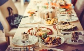 2 דרכים מיוחדות לסלמון וסלט בריאות טעים ופוטוגני