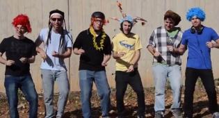 """להקת כיפה לייב  בקליפ חדש - """"פורים UP"""""""