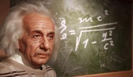 """כשפרופ' איינשטיין כתב לאדמו""""ר מסדיגורא"""