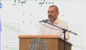 """נאומו של נדב ארגמן - ראש השב""""כ: ישראל בת ה-70 חזקה מתמיד"""