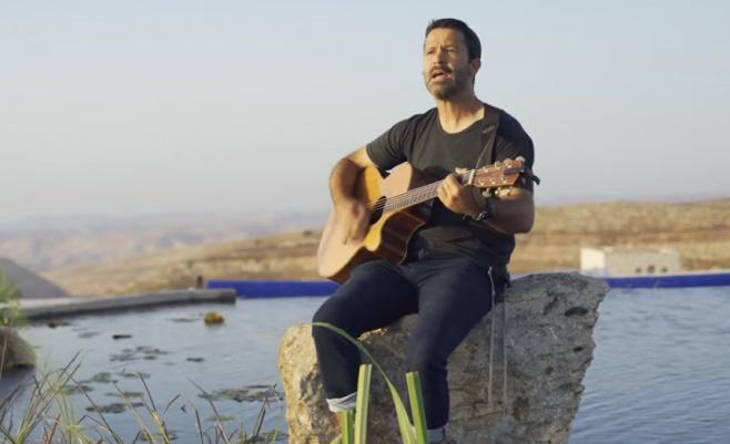 """ג'רמי גימפל בסינגל קליפ חדש: """"מודה אני"""""""