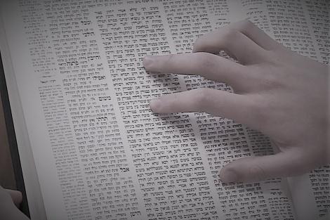 """הדף היומי: מסכת נדה דפים ל'-ל""""א יום שישי כ""""ד בחשוון"""