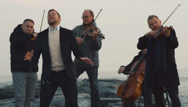 מרדכי שפירא בסינגל קליפ חדש: כדי להודות