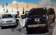 בדואי בן 29 חשוד בתקיפת הנהג בנגב