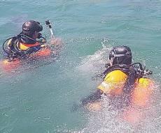 חיפושים בכנרת אחר צעיר שקפץ למים. צפו