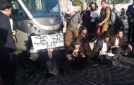 הפגנה נגד גיוס