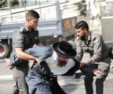 עימותים: בית הכנסת של הקיצונים נהרס