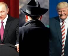 """טראמפ ופוטין - 'אולי המתערבים בבחירות בארה""""ב  -  יהודים'"""