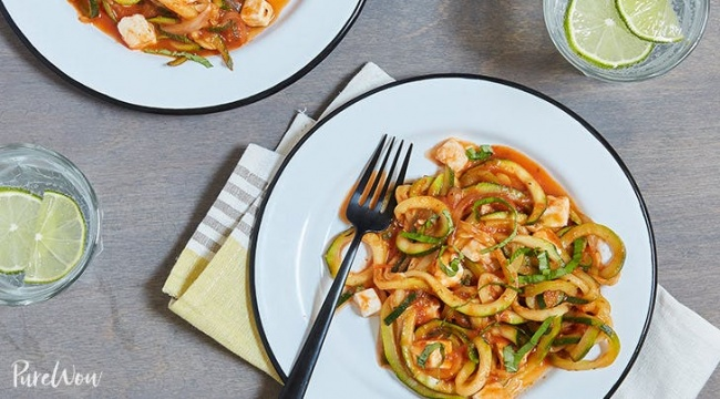 זודלס ברוטב עגבניות ומוצרלה
