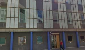 בניין הקהילה היהודית בגטבורג