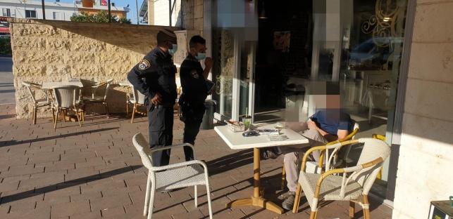 אלפי שוטרים יגבירו אכיפת הנחיות הקורונה