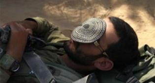 חייל דתי (צילום: פלאש 90)