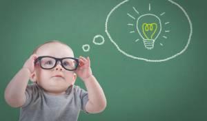 מחקר: הילד יורש את החכמה - רק מהאמא