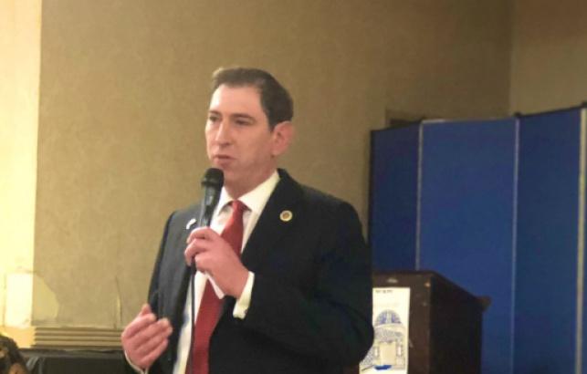חבר המועצה החרדי מניו יורק רץ לקונגרס