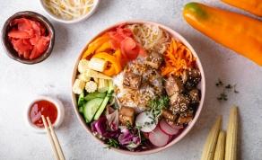 הרבה מעבר לארוחה: ביבימבאפ - קערות אורז ומלא תוספות