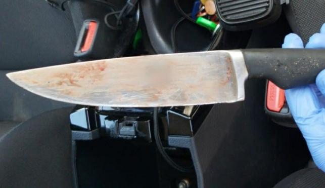 הסכין איתה בוצע הרצח