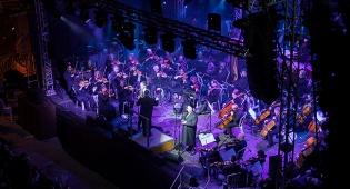 קונצרט החזנות מעל פסגת הר הזיתים • צפו
