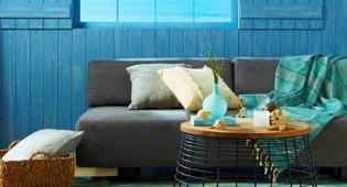 טאצ' כחול ים תיכוני, ועוד כמה טרנדים חמים לעיצוב פנים שממש אהבנו