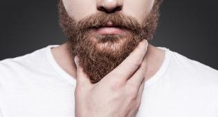 חכם בשמש: מחקר מצא שזקן מגן על עור הפנים