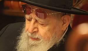 הרב עובדיה יוסף (צילום: מאיר אלפסי)