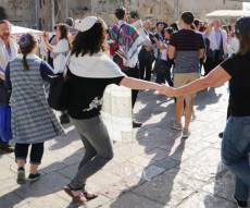 'חיללו את הקודש': הרפורמים ונשות הכותל התפרצו לכותל
