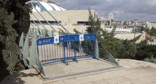 המחסומים בגשר