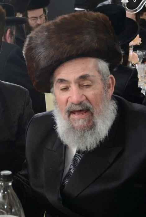 """לאחר מחלה קשה: ר' ישראל הלפרין ז""""ל"""