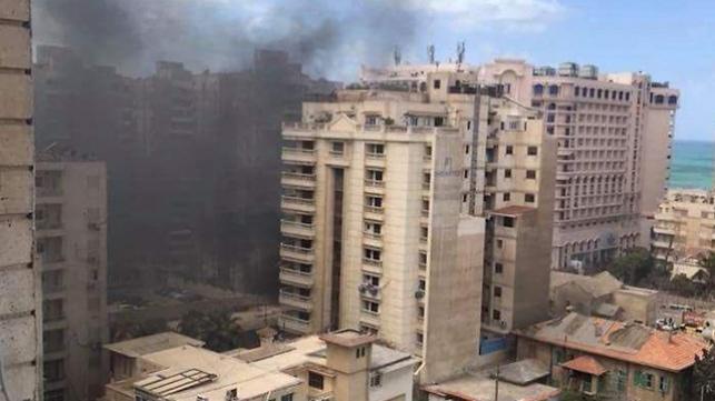 הפיגוע במצרים