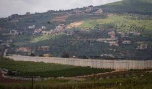 אזור הגבול עם לבנון