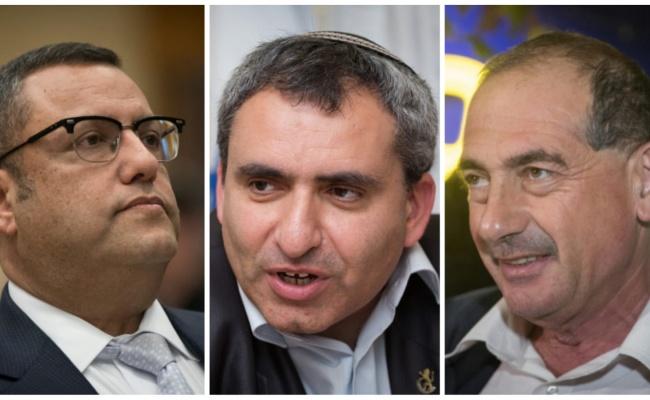 סקר VS סקר: הנתונים הסותרים של סמית במרוץ לירושלים