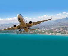"""טיסה באפליקציית ביט. בנק הפועלים. אילוסטרציה - האפליקציה שתסדר לך טיסה זוגית לחו""""ל כל שעה"""