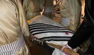 זעם בתולדות אהרן: מיטתו של הנפטר נפלה