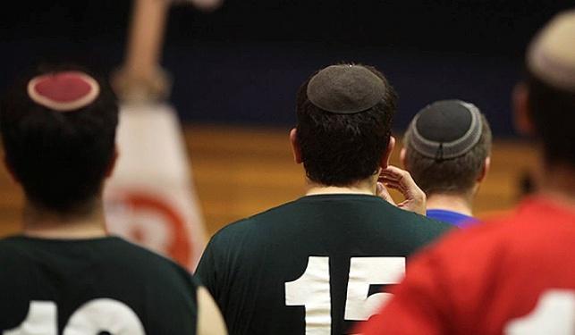 תלמידים בבית ספר דתי
