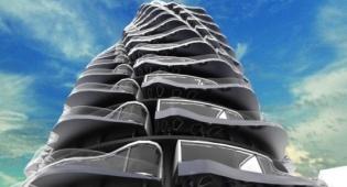 הבניין העתידני שבא להילחם בעשירים