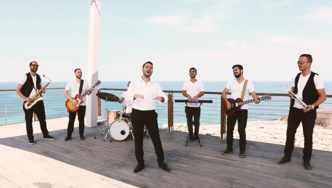 """להקת 'עידן חדש' בסינגל קליפ  - """"אשר ברא"""""""