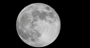 ירח מלא בשמי ירושלים • גלריה מרהיבה